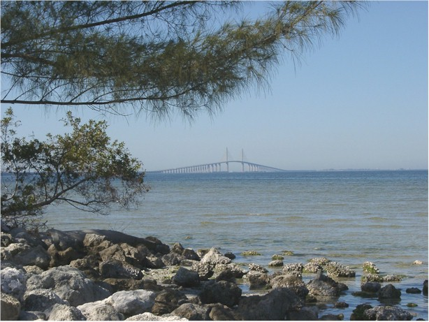 Site for Skyway fishing pier tides